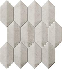 Mozaika Dover graphite 29,1x26,5