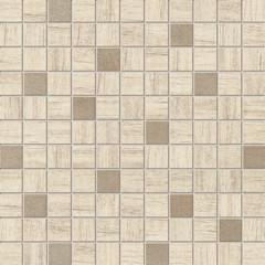 Mozaika kwadratowa Pinia beż 30x30