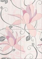 Artiga lavender composition 50x70