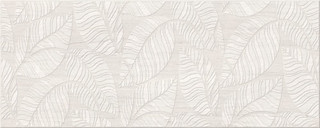 Livi cream inserto leaves 20x50