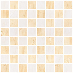Madea beige/brown mosaic 25x25