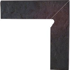Semir rosa pravý sokl 2ks 30x8,1