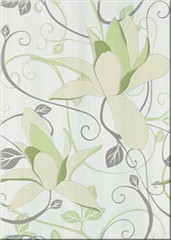 Artiga light green inserto flower 25x35