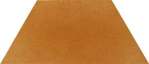 Aquarius beige trapez 12,6x29,6