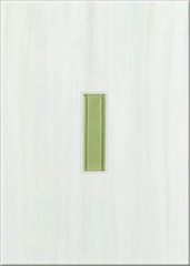 Artiga light green inserto glass 25x35