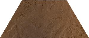 Semir beige trapez 12,6x29,6