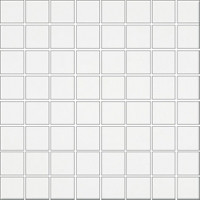 Inwencja white mosaic glossy 20x20