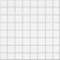 Inwencja white mosaic 20x20