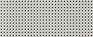 Black&white pattern D 20x50
