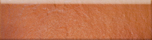 Solar orange skirting structured 8x30