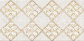 Art mosaic gold inserto squares 29,7x60