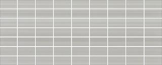 Organza grey mosaic 20x50