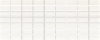 Organza white mosaic 20x50