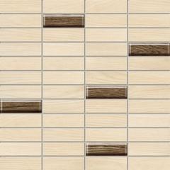 Mozaika prostokątna Moringa beige glass 29,8x29,8
