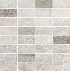 Floorwood white-beige mix mosaic 29x29,5
