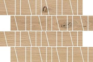Sandwood Beige Trapeze Mosaic Matt 20X29,9