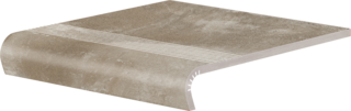 Dlažba Piatto Sand Schod.V-Shape 32X30/5X0,9