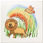 Pastel inzerto safari 3 20x20
