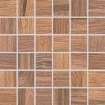DDM06143 Board hnědá mozaika 30x30 cm 4,7x4,7x1