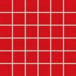WDM06041 Air červená mozaika 30x30 cm 4,7x4,7x1