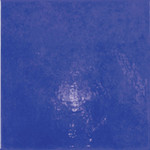 Majolika modrá obkládačka 15 20x20