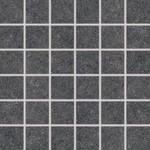 DDM06635 Rock černá mozaika 4,7x4,7x1 30x30