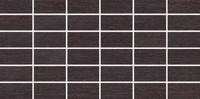 DDMBG624 Fashion černá mozaika 5x10 29,8x59,8x1,0