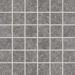 DDM06636 Rock tmavě šedá mozaika 4,7x4,7x1 30x30