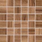 WDM06517 Piano hnědá mozaika set 30x30 4,8x4,8x1