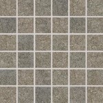WDM05537 Ground šedá mozaika set 30x30 4,8x4,8x0,7