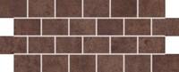 DDPPP651 Golem hnědá dekor 45x20 cm 7,2x4,7x1