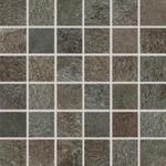 DDM05694 Como hnědo-černá mozaika 4,8x4,8x0,8 30x30