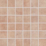 WDM05012 Manufactura cihlová mozaika 4,7x4,7x0,7 30x30