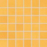 WDM05094 Trinity oranžová mozaika 4,8x4,8x0,7 30x30