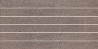 DDPSE612 Unistone šedohnědá dekor 29,8x59,8x1,0