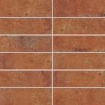 DDP44665 Siena červeno-hnědá dekor 44,5x44,5x1