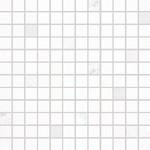 WDM02000 Up bílá mozaika set 30x30 2,3x2,3x1