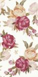 Bellicita bianco inserto fiori 30x60
