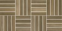Ambio brown mosaic 20x40