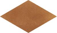 Aquarius brown romb 14,6x25,2