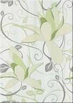 Artiga light green inserto flower 25x35