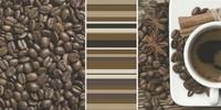 Vivida bianco inserto cafe B 30x60
