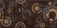 Amarante brown inserto modern 29,7x59,8