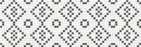 Black&white mosaic 25x75
