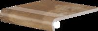 Dlažba Piatto Terra Schod.V-Shape 32X30/5X0,9