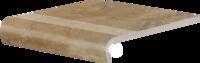 Dlažba Piatto Honey Schod.V-Shape 32X30/5X0,9